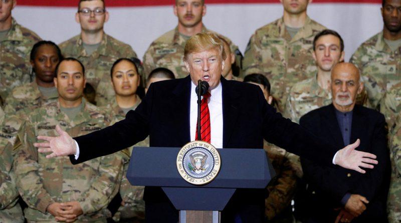 کارنامه آمریکا در افغانستان
